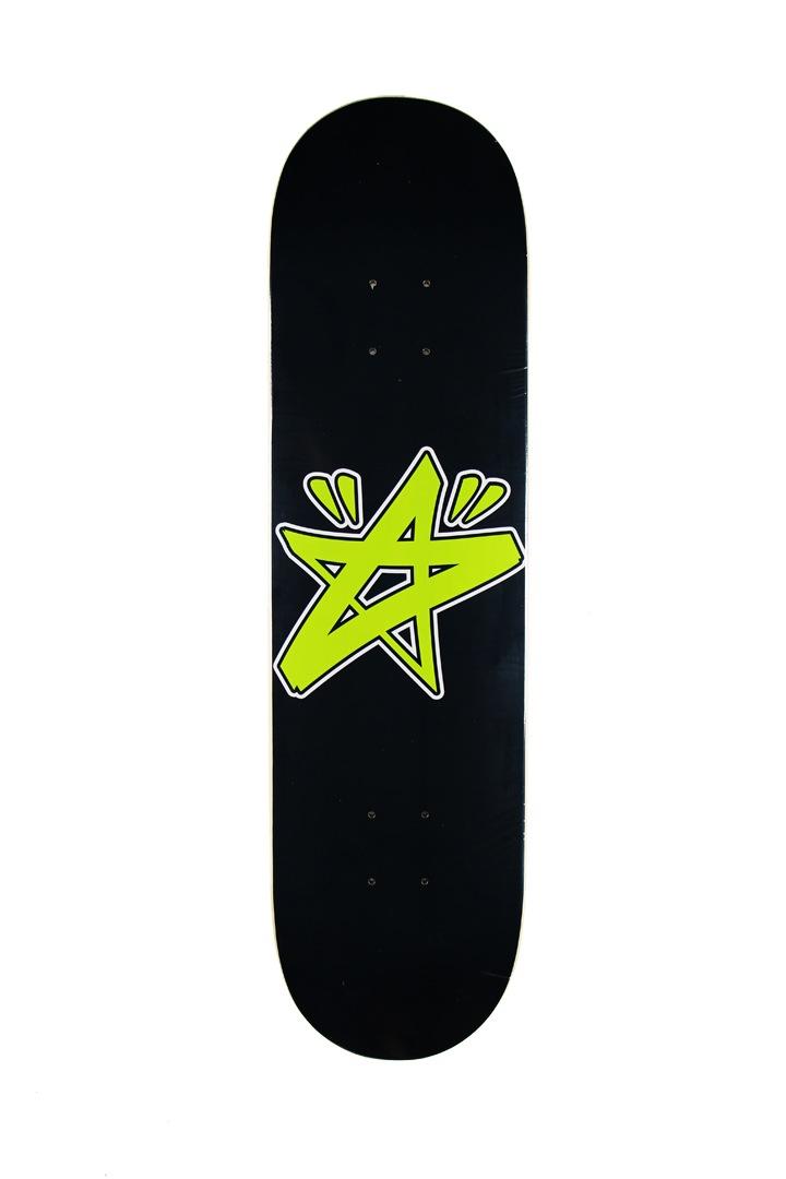 City Stars Skateboards Og Star Deck 8 X 315 Street Skate Shop