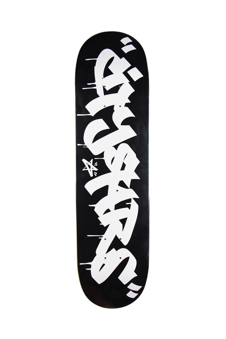 City Stars Skateboards White Tag Deck 8 X 315 Street Skate Shop