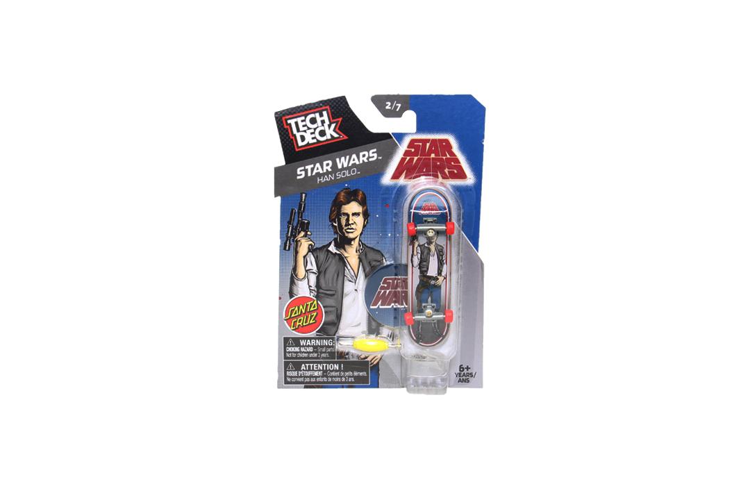 394aadb9e69d17 ... SANTA CRUZ – STAR WARS – HAN SOLO TECH DECK FINGER BOARD  2 7. Out of  stock