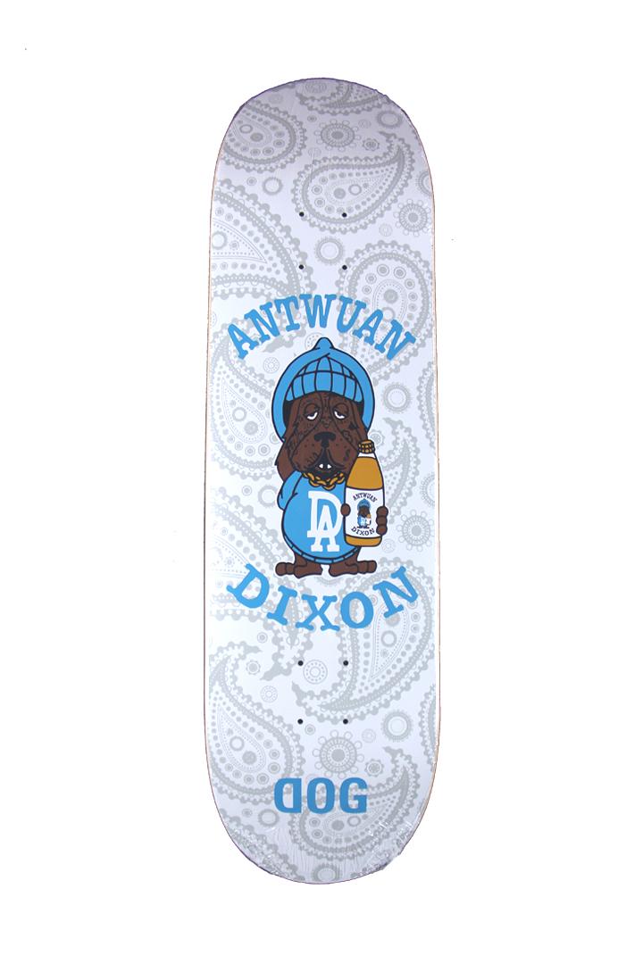 Rawdograw Dub Dog 8 5 Deck Street Skateshop